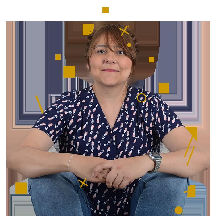 Marcella Bolaños, diseñadora sumie ideas, agencia de marketing digital guadalajara