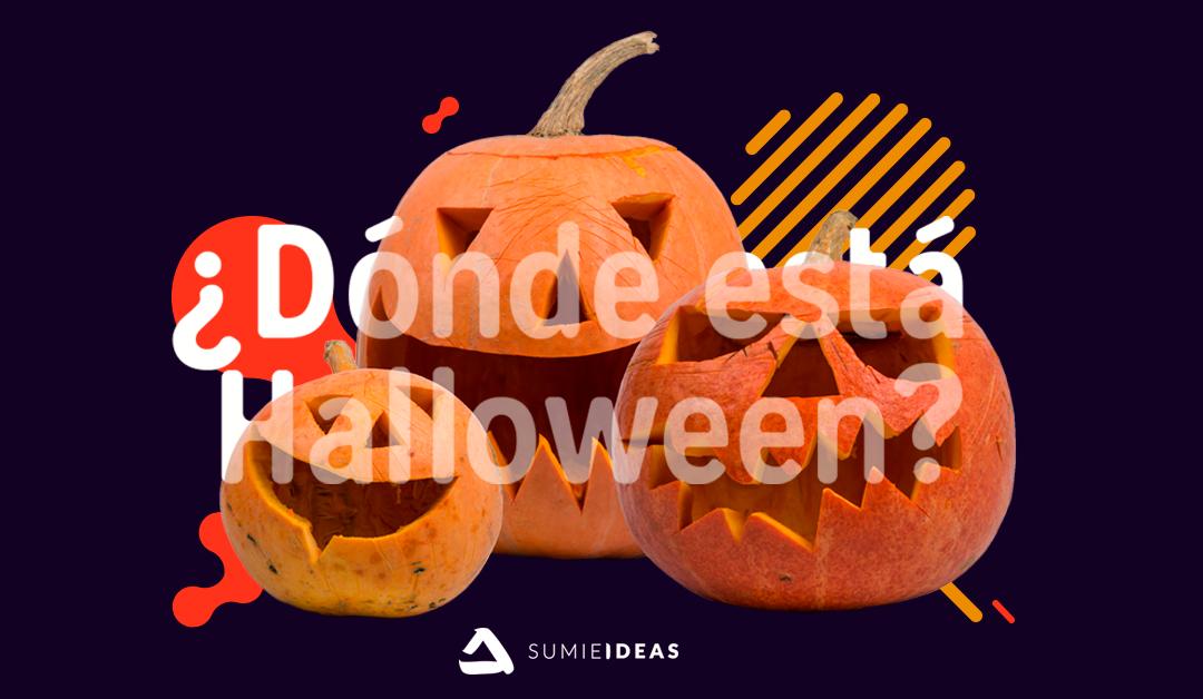 ¿Dónde está Halloween?