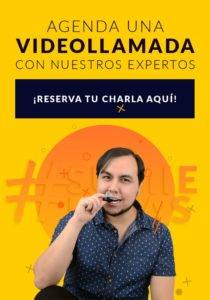 Sumie Ideas Agencia de Marketing Digital en Guadalajara llamada reserva una llamada con los expertos llama boton banner
